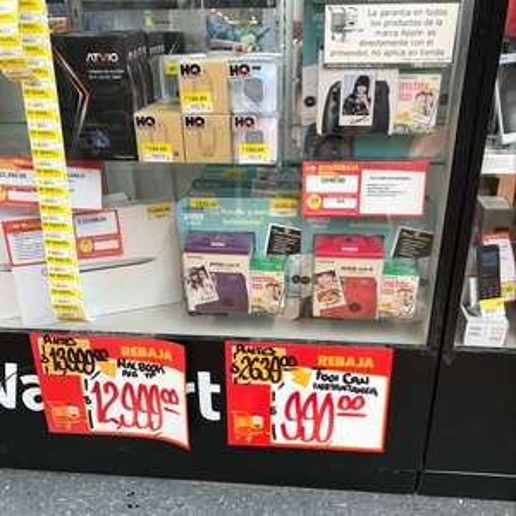 Walmart: Fuji Film intax 8