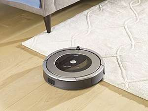 Amazon: iRobot ROOMBA 860 Aspiradora Robótica Programable, color Blanco $7,290 con Prime