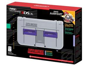 Liverpool - New Nintendo 3DS XL Edición SNES