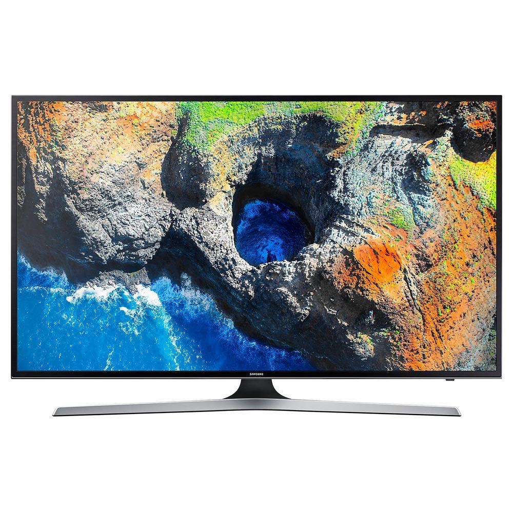 Elektra: PANTALLA LED SAMSUNG 55 PULGADAS SMART TV UN55MU6100FXZX (precio con cupones)