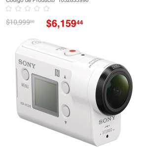 Livepool: Sony Actioncam HDR-AS300R