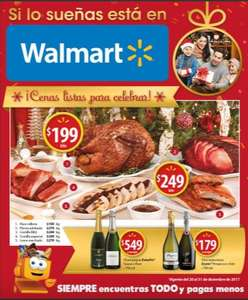 Walmart: folleto del 20 al 31 de diciembre y flyer digital