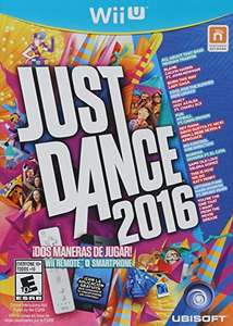 Amazon: Just Dance 2016 para Wii U