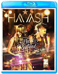 Amazon: Ha-Ash Primera Fila: Hecho Realidad  CD+Blu-ray