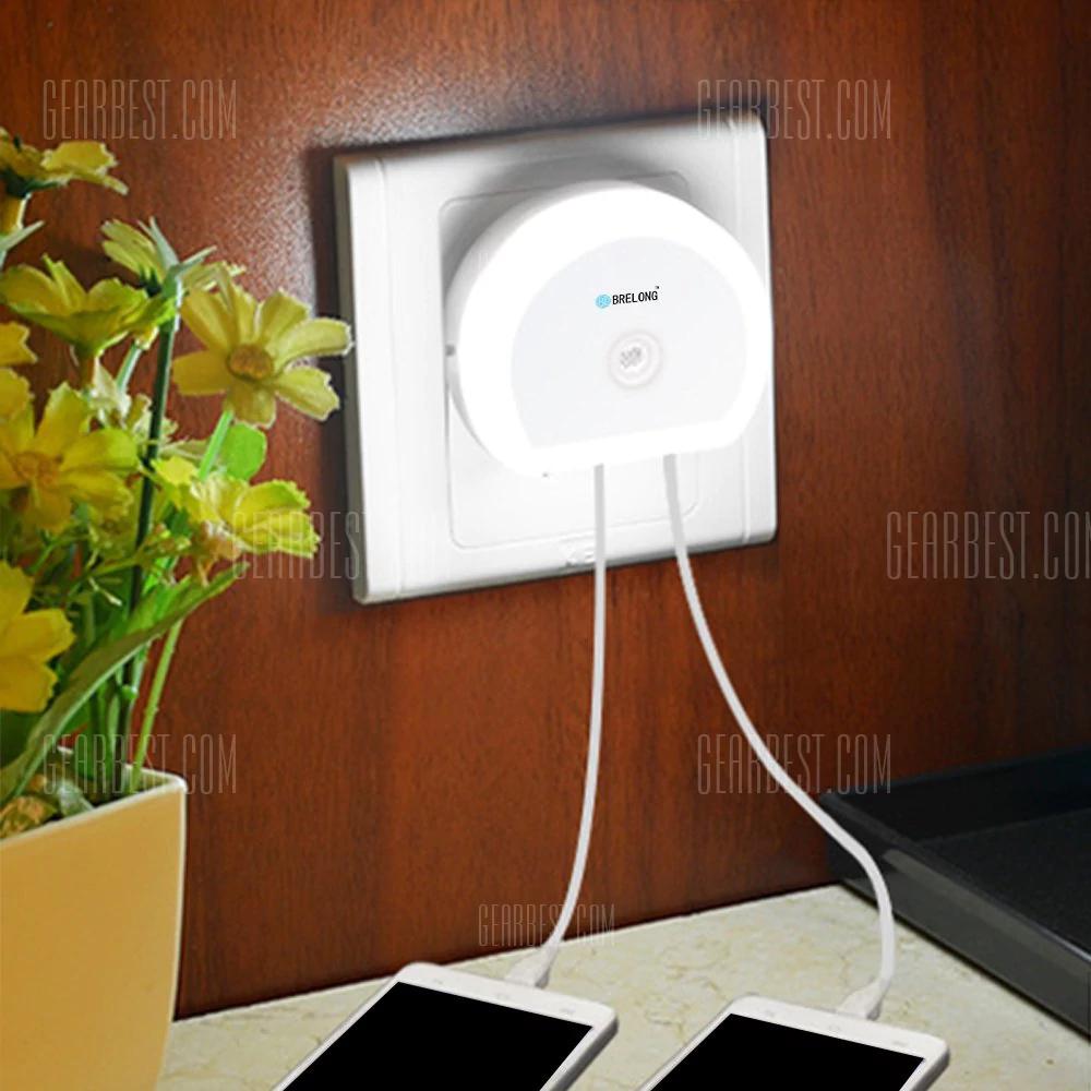 Gearbest: Luz LED con Sensor de Movimiento y Cargador