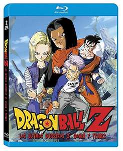 Amazon: Los Últimos Guerreros Z : Gohan y Trunks [Blu-ray]