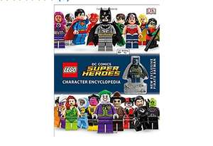 Amazon: Enciclopedia lego Dc y Star Wars