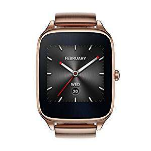 Amazon: Asus zenwatch 2 metal dorado