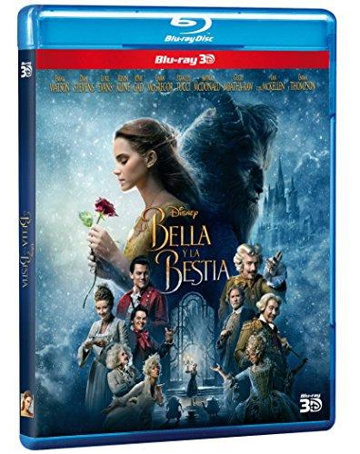 Amazon: La Bella y La Bestia (BR3D) [Blu-ray]