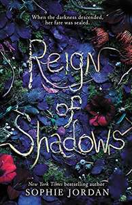 Amazon: Libro Reign of Shadows en menos de $100