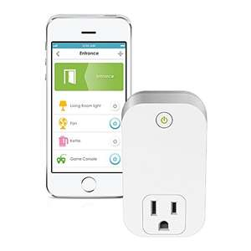 Amazon: D-Link Smart Plug, Wi-Fi, On/Off, Works with Amazon Alexa (DSP-W110)