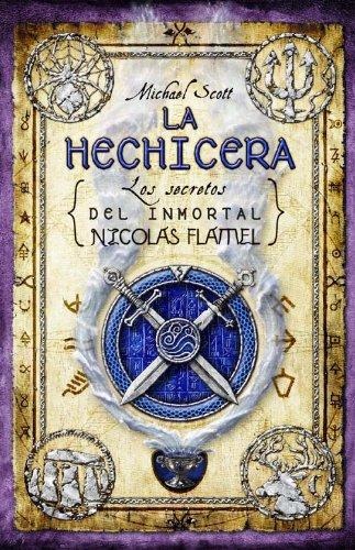 Amazon: La hechicera: Los Secretos Del Inmortal Nicholas Flamel Pasta dura