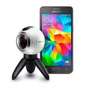Amazon: Samsung Grand Prime + Gear 360.