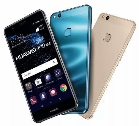 AT&T: Huawei P10 Lite GRATIS en el plan de $299 a 24 meses