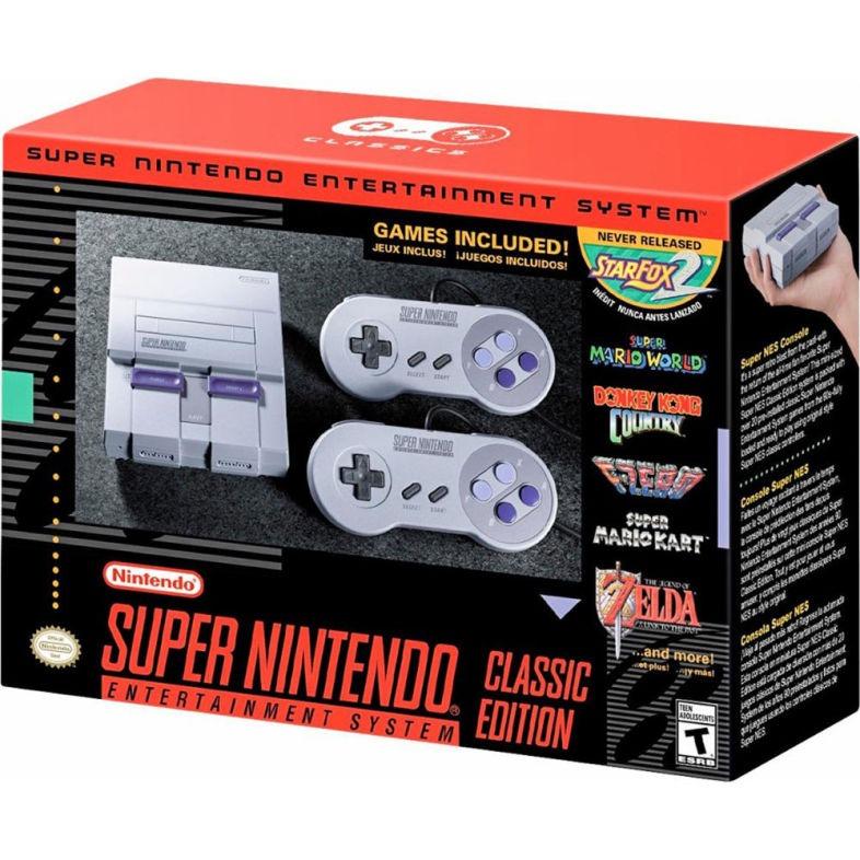Tienda Oficial de Nintendo en Mercado Libre: SNES mini 12MSI + envío gratis