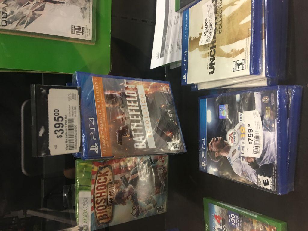Chedraui: Battlefield 1 Revolution para PS4
