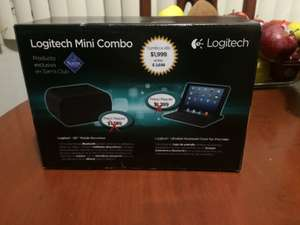 Sam's Club: Paquete Logitech Mini Combo