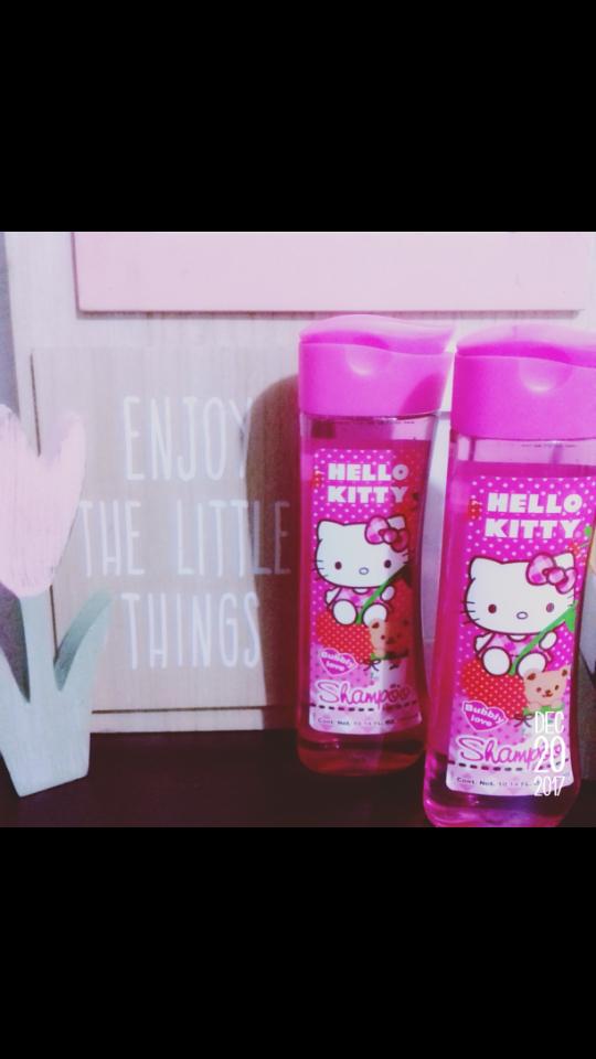 Bodega Aurrera Shampoo Hello Kitty (300ml)