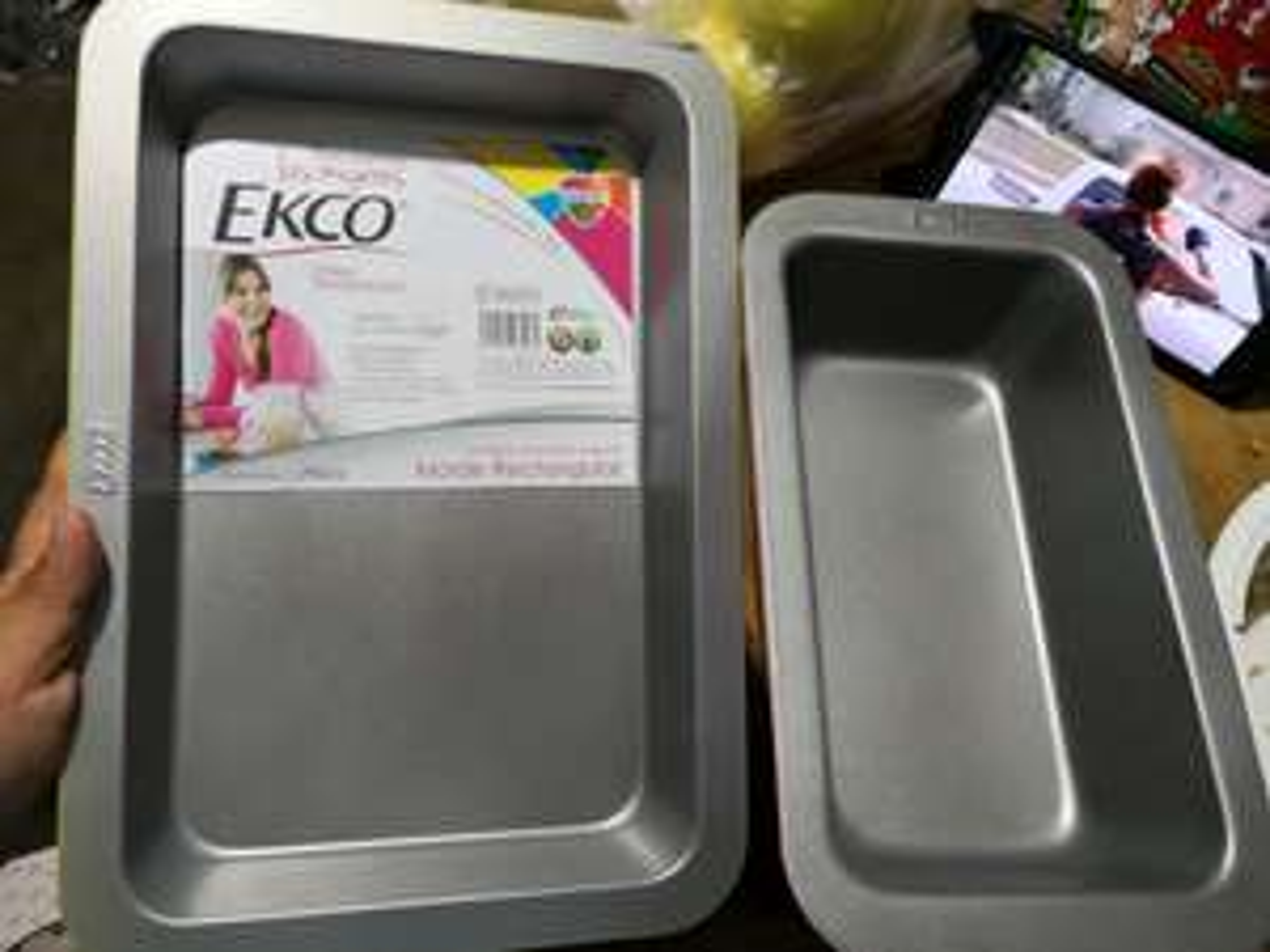 Walmart: Moldes para hornear ecko diferentes tamaños colores pastel