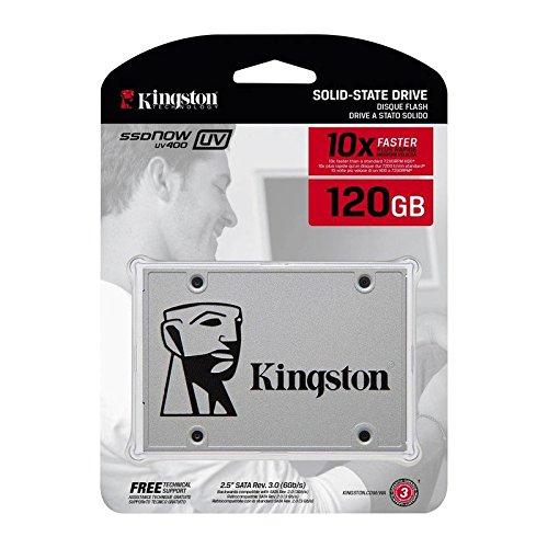 Amazon: Disco duro SSD 120GB SUV400S37/120G