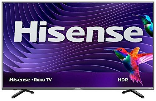 "Amazon: Pantalla Hisense 50"" Televisor UHD 4K Sistema Roku 50R6DM"