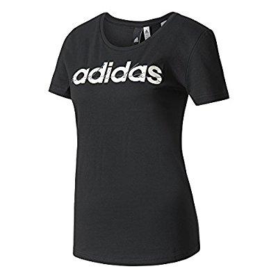"Amazon: Playera ""escotada"" Adidas talla extra chica"