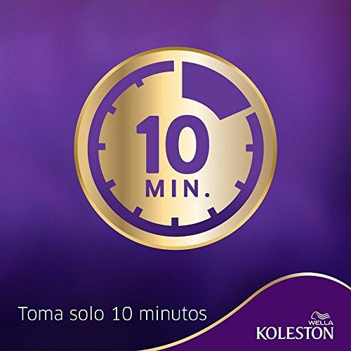 Amazon:  Wella Koleston Retoque Raiz 10 Permanente, color Castano Medio 40