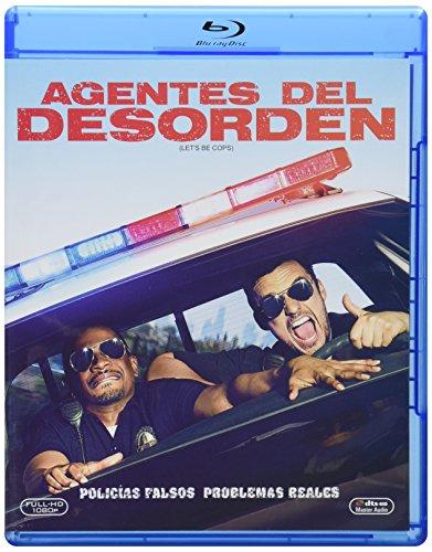Amazon: Blu-ray Agentes del desorden