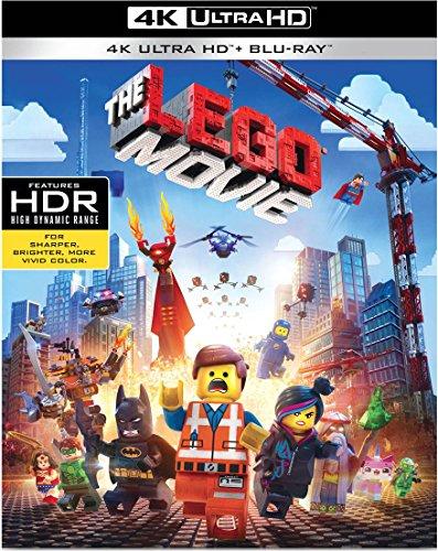Amazon mx: película UHD  Lego Movie 4k + Br envío gratis PRIME