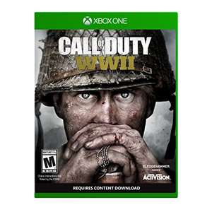 Amazon: Call of Duty: Wwii® for Xbox One with Prime