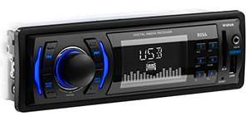 Amazon: Estereo BOSS Audio 612UA sencillo, usb, auxiliar (PRIME)