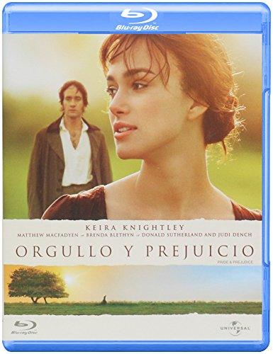 Amazon MX: Orgullo y Prejuicio Blu-ray