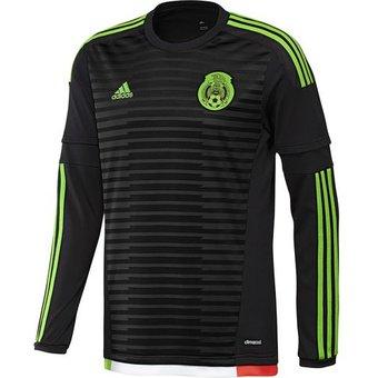 Linio: Jersey de México negro manga larga todas las tallas
