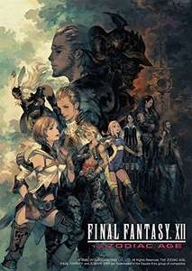 Amazon: MX FINAL FANTASY XII THE ZODIAC AGE $485