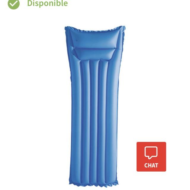 Elektra: Cama inflable para alberca