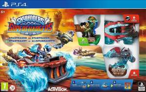 Amazon MX: Skylander Superchargers Starter Kit PS4