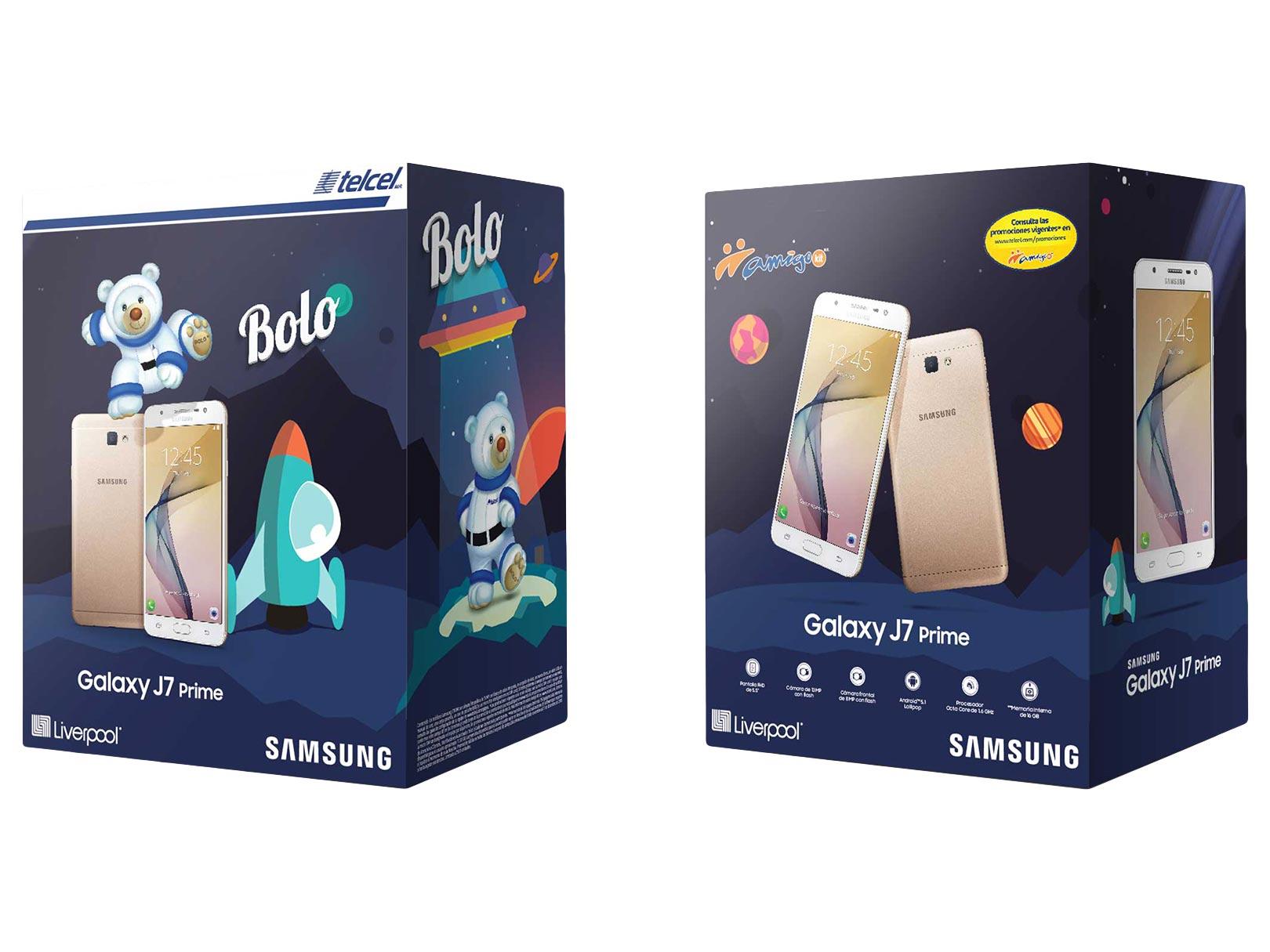 Liverpool: Oferta Samsung J7 Prime