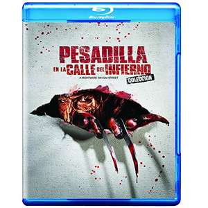 Amazon: Colección Pesadilla en la Calle Elm (Bluray)