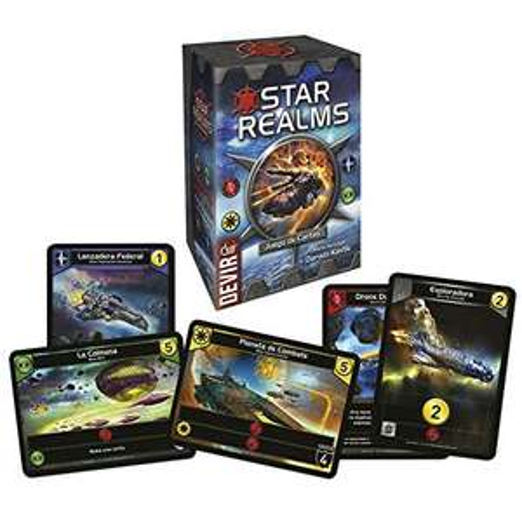 Amazon: Juego de Cartas Star RealmsDe 1799 a 300