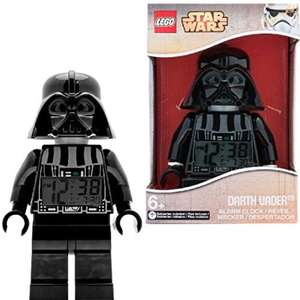 Amazon: Lego reloj despertador Darth Vader