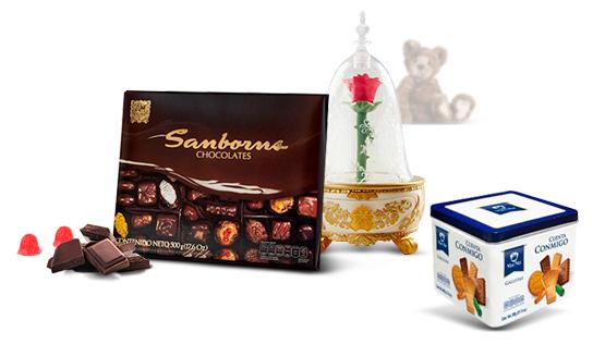 Sanborns: Caja de Ajedrez de Chocolate - Un detalle para regalar.