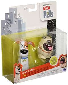 Amazon MX: Spin Master Figurina Max Curious y Mel