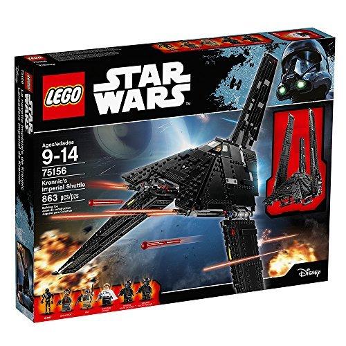Amazon: Lego Star Wars Lanzadera Imperial de Krennic 55% de desc