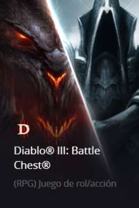 Blizzard: Diablo III Battle Chest (PC)