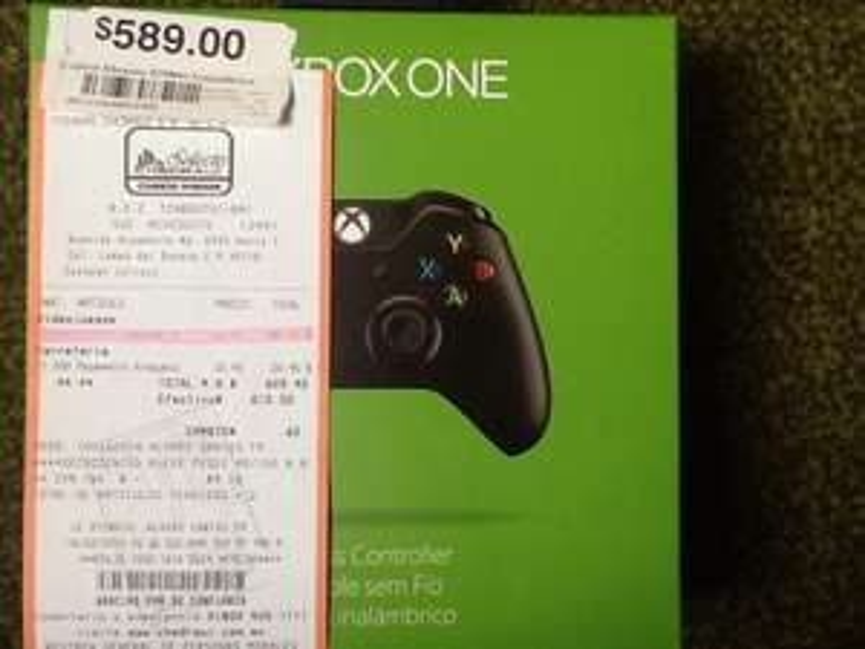 Chedraui: control de Xbox One $589