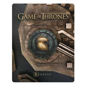 Walmart: Game of thrones steelbook temp. 5 y 6