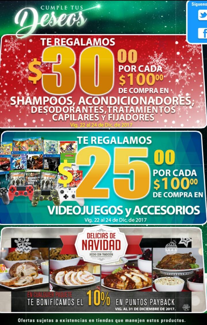 Comercial mexicana y MEGA: $25 de descuento por cada $100 en videojuegos y accesorios