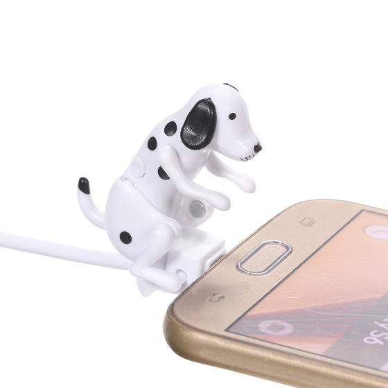 CAFAGO: CABLE USB DE PERRITO :)