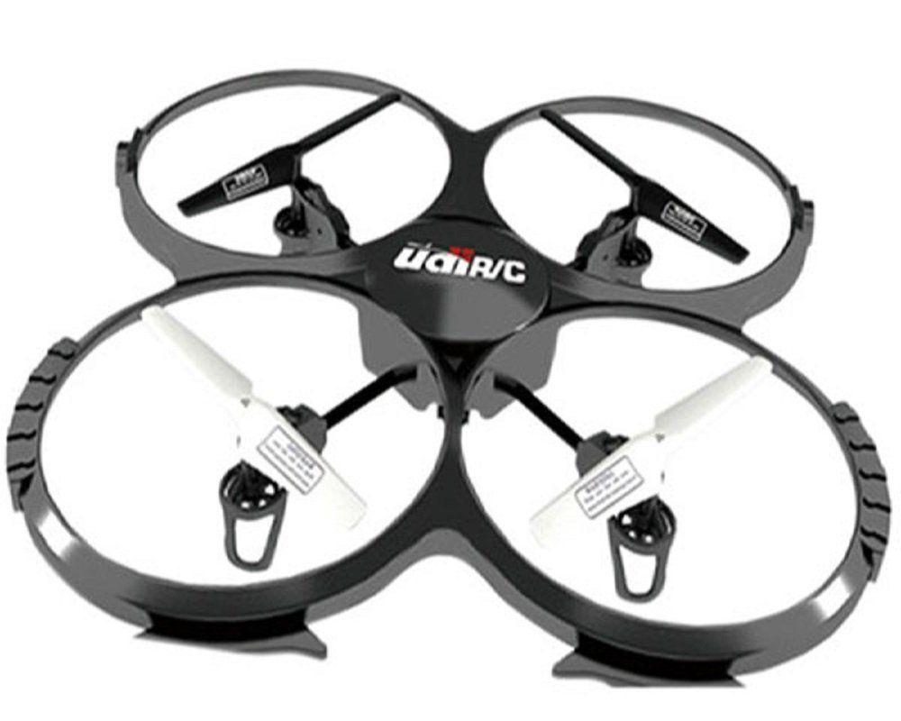 Amazon: Drone con Cámara Cuadricóptero UDI U818A 2.4GHz 4 CH 6 Axis Gyro RC RTF Mode 2