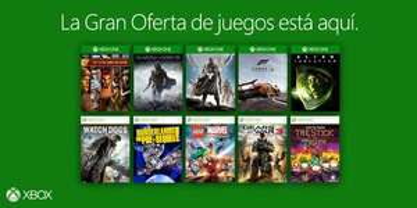 Xbox Store: la gran oferta de juegos con hasta 80% de descuento